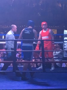 Ultra White Collar Boxing